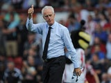 Ipswich Town manager Mick McCarthy on August 13, 2016