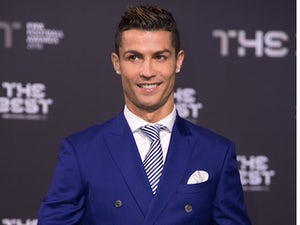 Ronaldo named UEFA's Player of the Year