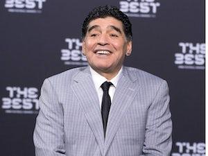 Maradona hits back at