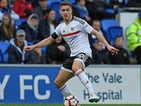 Big Tom Cairney in action during the FA Cup game between Cardiff City and Fulham on January 8, 2017