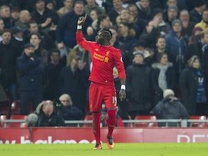 Mane thanks Liverpool fans for 'easing heartache'