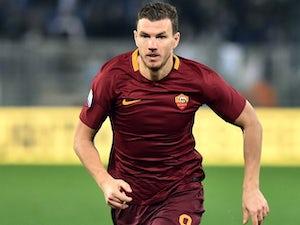 Roma confirm Edin Dzeko stay