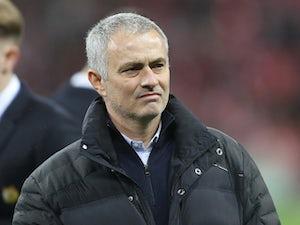 Jose Mourinho explains defensive shape