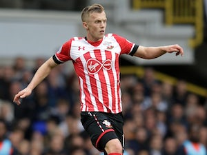Ward-Prowse: 'England call-up always a target'