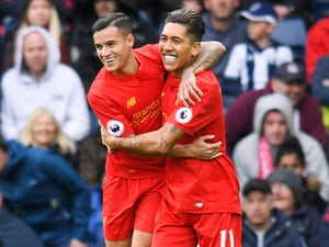 Klopp: 'Coutinho, Firmino clear to face Utd'