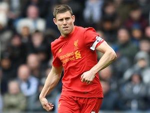 Milner, Gomez in line for Liverpool returns