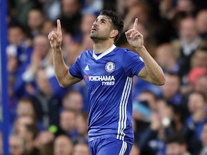 Costa 'rejects China move for Atletico'