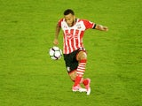 Southampton's Ryan Bertrand in action against Arsenal on May 10, 2017