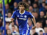 Chelsea's Nathan Ake in action during the Premier League match against Watford on May 15, 2017