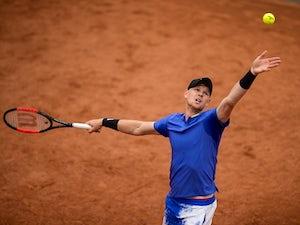 Kyle Edmund to miss GB's Davis Cup tie