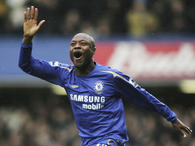 William Gallas in action for Chelsea