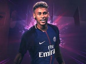 PSG complete Neymar signing