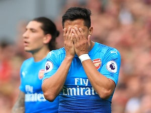 Team News: Sanchez drops to Arsenal bench