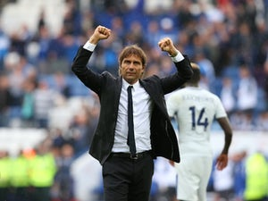 Conte delighted with