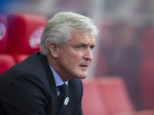 Hughes disappointed with Stoke display
