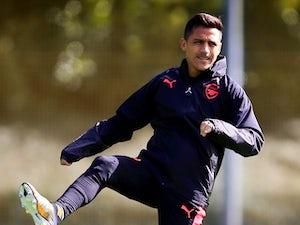 Team News: Sanchez starts for Arsenal