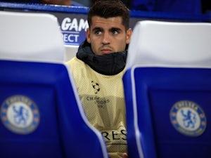 Morata: 'I need to start scoring with my feet'
