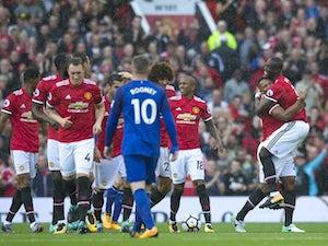 Live Commentary: Man Utd 4-0 Everton - as it happened