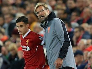 Klopp explains Coutinho substitution