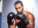 Rio Ferdinand announces his new career as a boxer on September 19, 2017