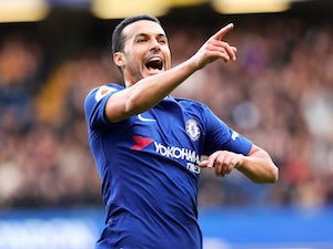 Pedro sends Chelsea through in extra time