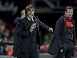 Conte heaps praise on Jurgen Klopp
