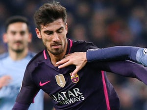 Andre Gomes 'nearing Barcelona exit'