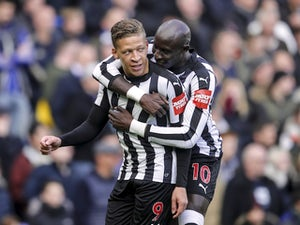 Gayle: 'Man United win has lifted Newcastle'