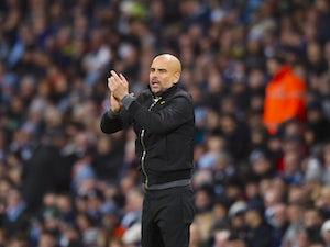 Guardiola congratulates Wigan over FA Cup scalp