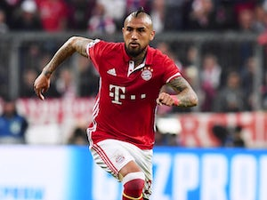 Man United to rival Chelsea for Vidal?