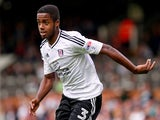 Ryan Sessegnon of Fulham during the Championship match against Middlesbrough on September 23, 2017
