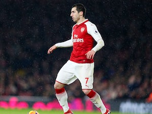 Mkhitaryan: 'Best time to leave United'