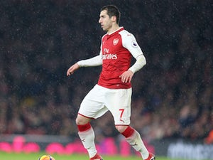 Mkhitaryan: 'Arsenal can win Europa League'