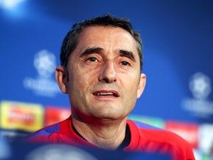 Valverde to consider 'risking' Iniesta