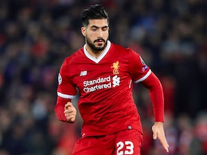 Klopp hopeful over Emre Can injury