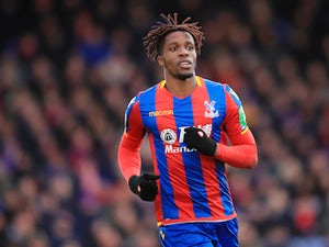 City 'line up £50m Wilfried Zaha bid'
