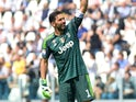 Gianluigi Buffon bids farewell to Juventus on May 19, 2018