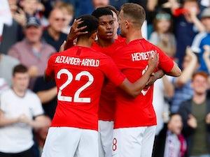 Rashford: 'England WC expectations high'