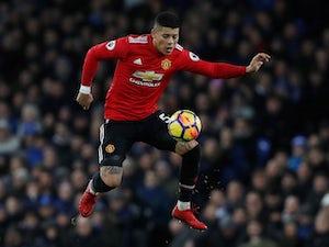 Marcos Rojo injured on United comeback
