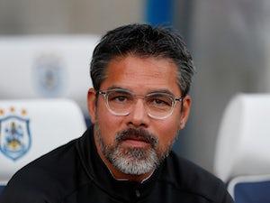 Ten-man Huddersfield hold Cardiff City