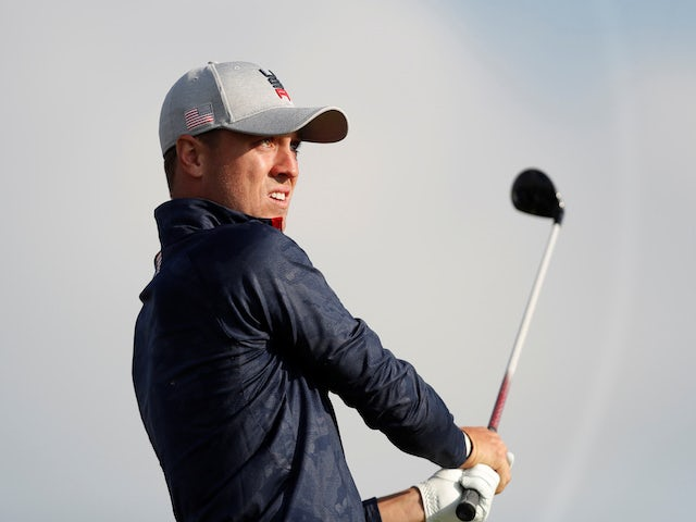 Justin Thomas upset after social media spat with governing body