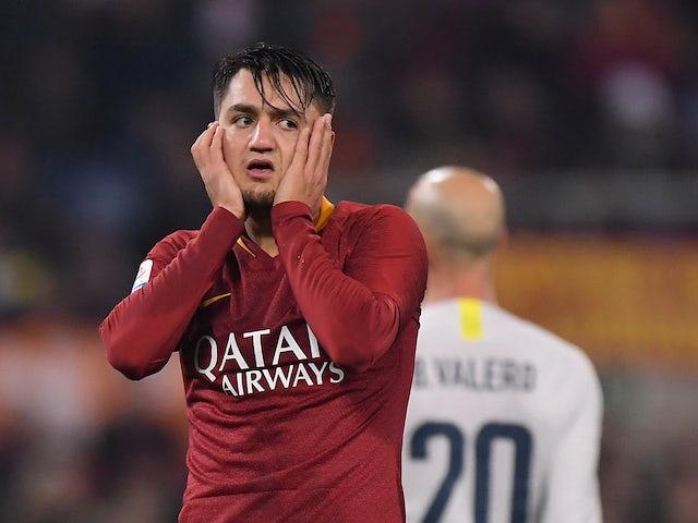 Arsenal make Cengiz Under number one target?