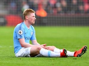 Man City injury and suspension list vs. Swansea