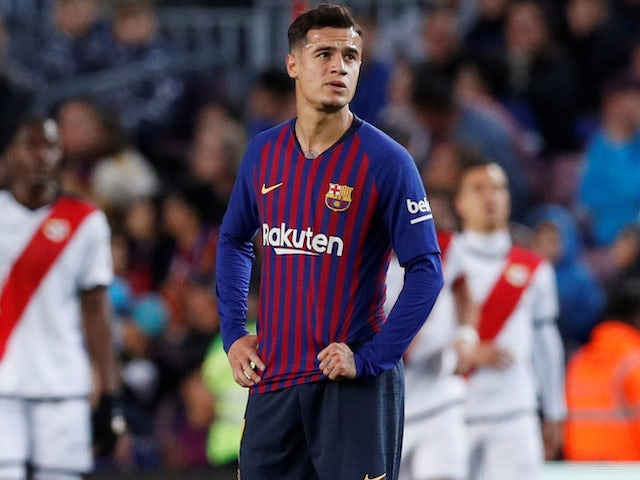 Coutinho refuses to rule out Barca exit
