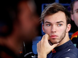 Too soon to say pressure getting to Gasly - Horner