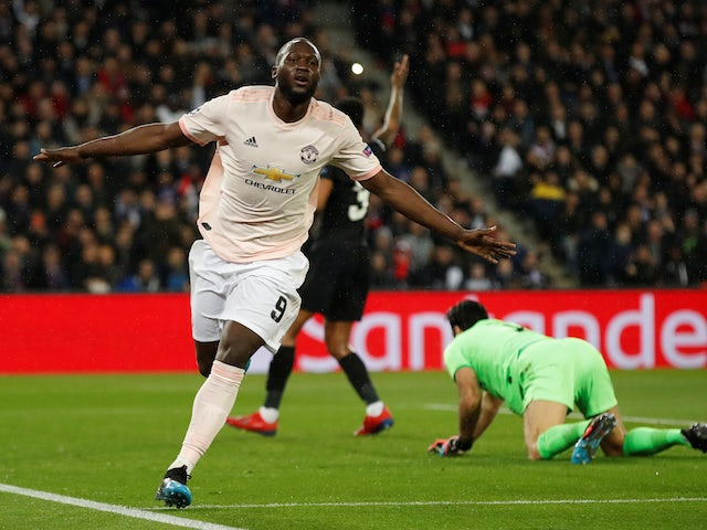 Report: Lukaku ruled out with ankle injury