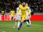 'Competitor' Giroud wants regular playing time at Chelsea