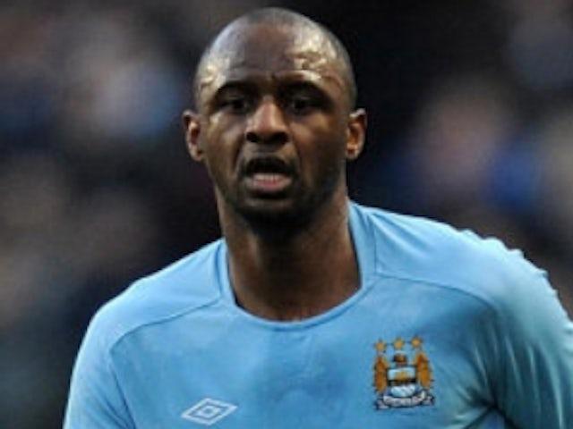 Vieira: 'City show title credentials'