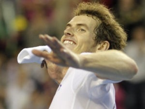 Murray excited by Olympic challenge
