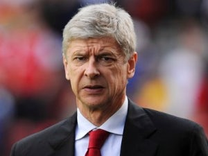 Wenger 'concedes time at Arsenal could be up'